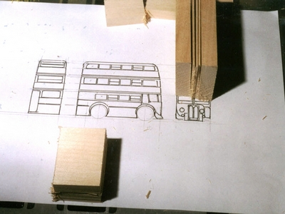 making the knight bus